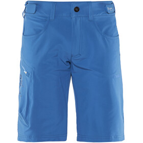 Bergans Torfinnstind Shorts Men Ocean/Light Winter Sky